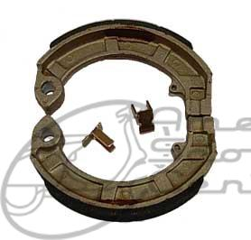 Super 150 Rear Brake Shoes - Click Image to Close
