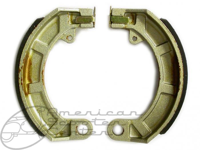 Primavera/ET3 Rear Brake Shoes - Click Image to Close