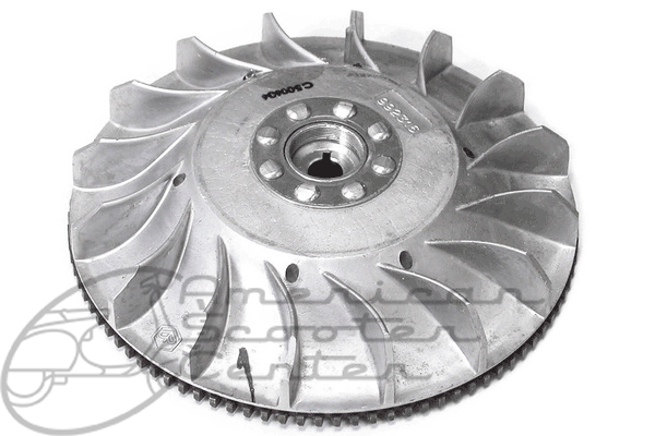 PX Electric Start Flywheel - Click Image to Close
