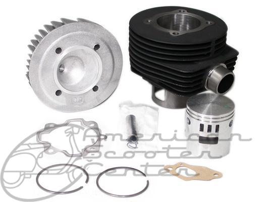 DR180 Cylinder Kit - Click Image to Close