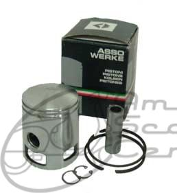 Asso Werke's P/PX 150cc Piston 57.8mm - Click Image to Close