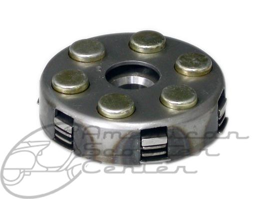 OEM Large Frame Clutch Assembly - Click Image to Close