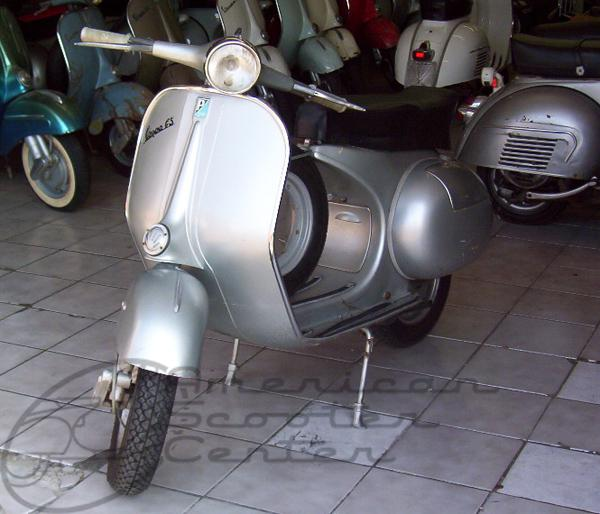 SOLD - Vespa GS150 VS5 - Click Image to Close