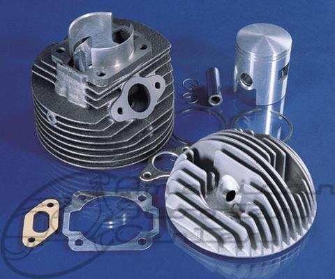 Polini 135 Cylinder Kit - Click Image to Close