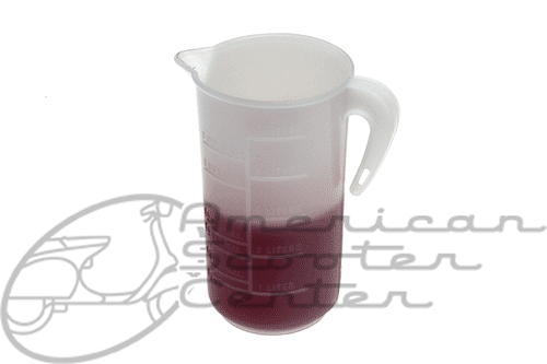 2% Oil Mixing Cup - Click Image to Close