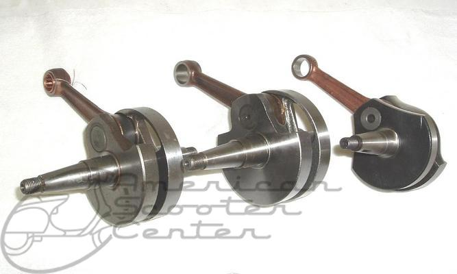 Stock P125/150 Crank - Click Image to Close