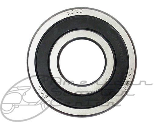 Clutch side Crank Bearing, Sealed - Click Image to Close