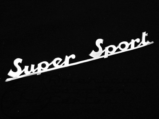 Super Sport emblem - Click Image to Close