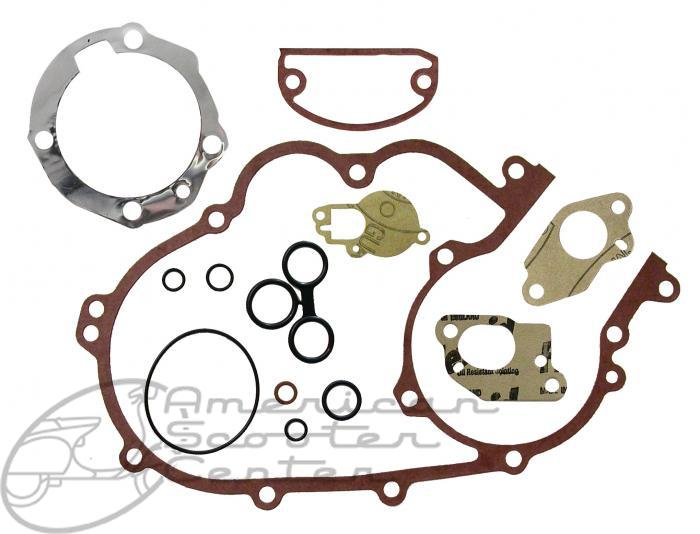 P200 Gasket Set with o-rings - Click Image to Close