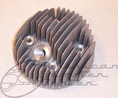 125cc PX Cylinder Head - Click Image to Close