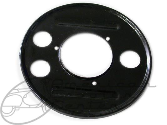 "Rear 10"" Backing Plate - Click Image to Close"
