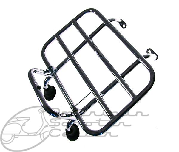 LX Piaggio front rack - Click Image to Close