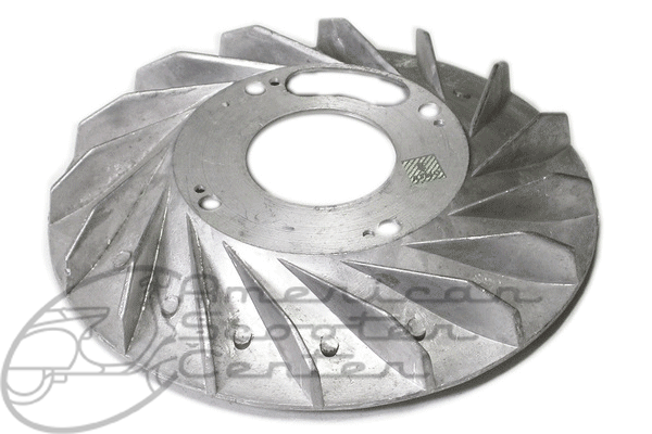 Metal Flywheel Fan - Click Image to Close