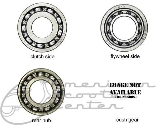 GS160/SS180 Engine Bearing Set - Click Image to Close