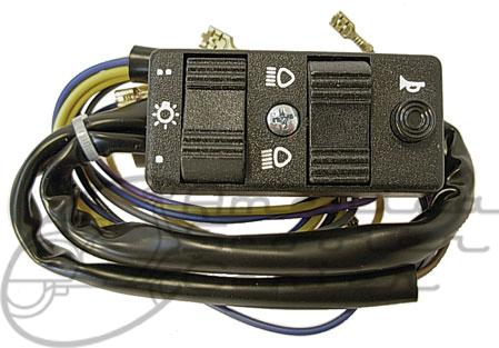 EFL Headlight Switch - Click Image to Close