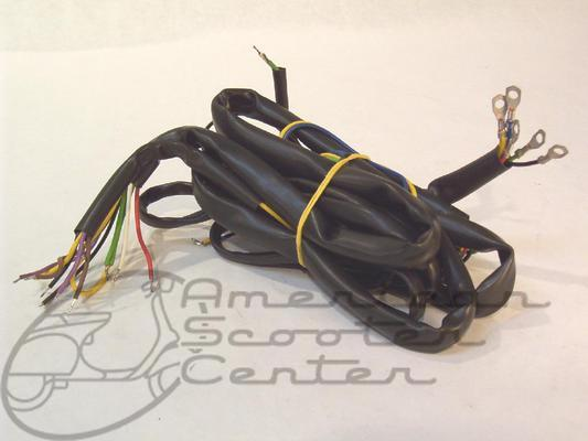 European Sprint Wiring Harness - Click Image to Close