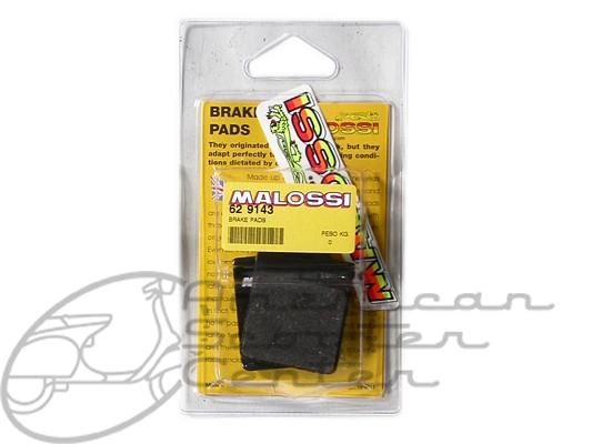 Malossi brake pads front ET2/4 - Click Image to Close