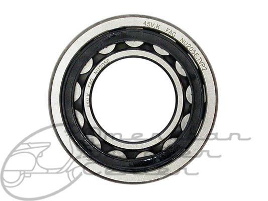 Flywheel Side Bearing, Early Rally, T-5 - Click Image to Close