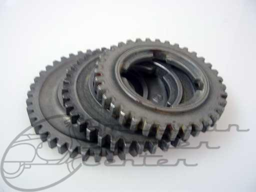 Piaggio Replacement Gears - Click Image to Close