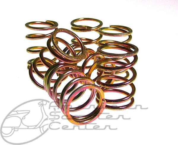 Malossi P-series Clutch Spring Set - Click Image to Close