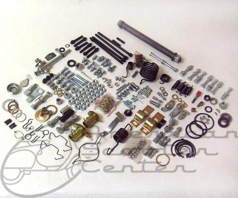 Vespa PX hardware kit Chassis and Engine - Click Image to Close