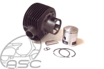 2 or 3 Port 166cc Cylinder Kit