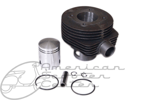 2 Port 150cc Cylinder Kit - Click Image to Close
